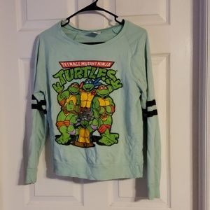 Long sleeve TMNT